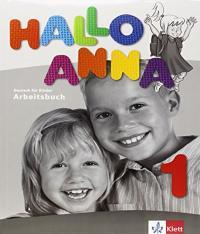 Hallo Anna 1 - Arbeitsbuch (livro De Exercicios)