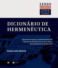 Dicionario De Hermeneutica