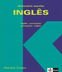 DICIONARIO ESCOLAR INGLES - ING/PORT- PORT/ING