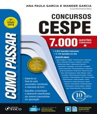 Concursos Cespe - 7.000 Questoes